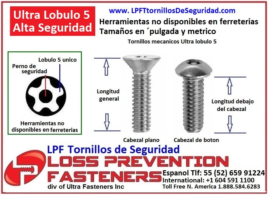 Ultra Lobulo 5 mecanicos